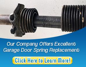 Broken Springs - Garage Door Repair The Woodlands, TX